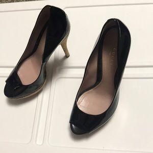 4inch Gucci Black Heels